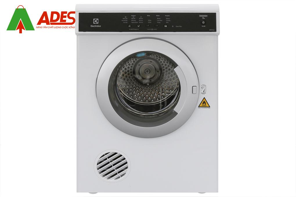 May say ElectroluxEDS7552