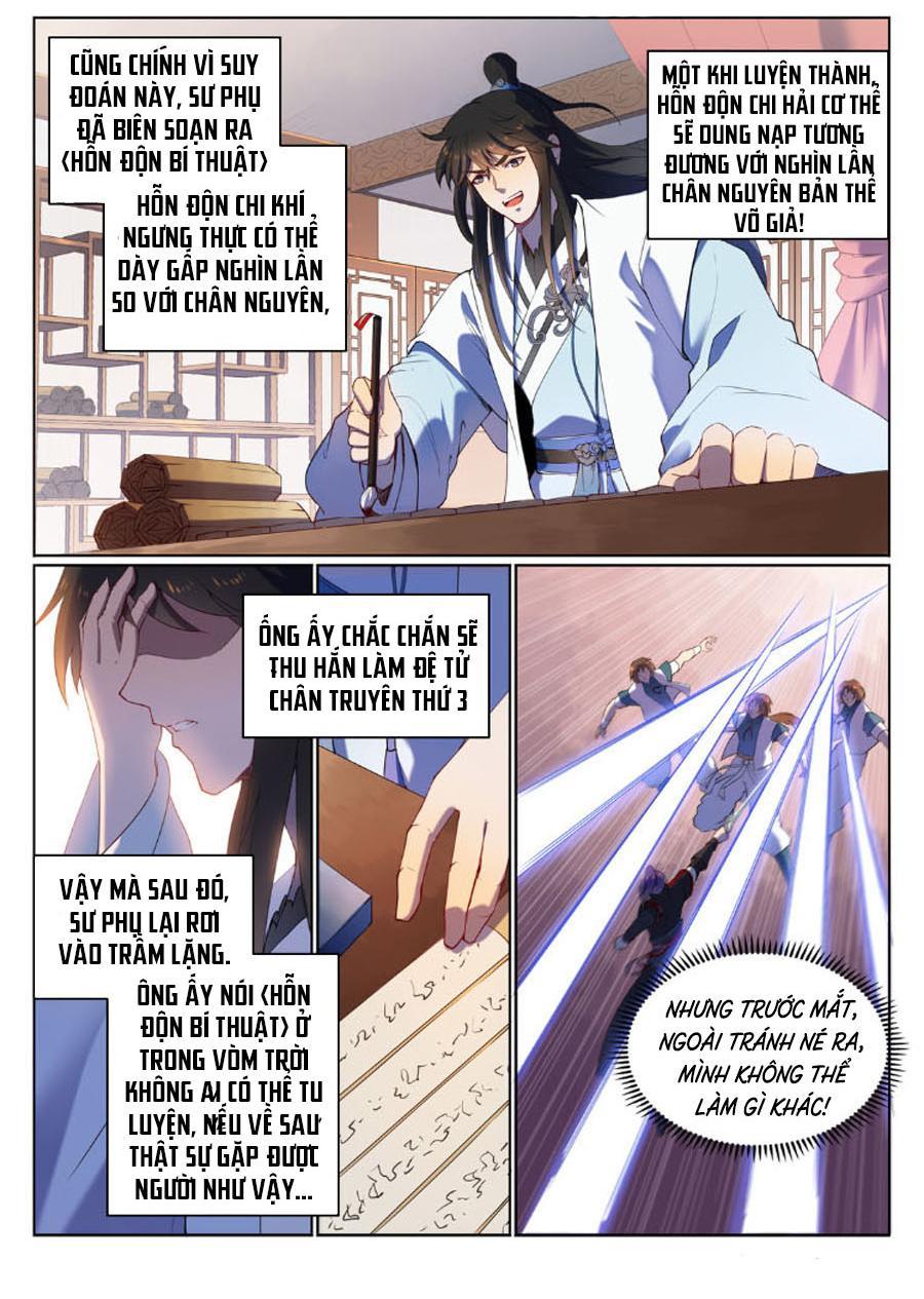 Bách Luyện Thành Thần chap 571 - Trang 4